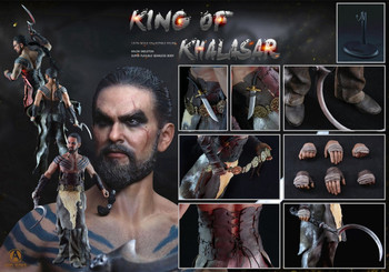 Add Toys AD06 1/6 Scale KING OF KHALASAR (Pre order deposit)