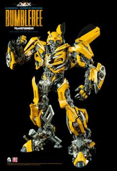 Threezero Transformers: The Last Knight DLX Bumblebee figure (Pre order deposit)