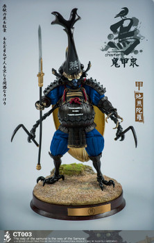 CROWTOYS CT003 1/12 Scale Dshitra figure (Pre order deposit)
