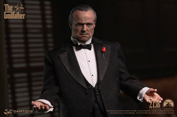 DAMTOYS DMS032 1/6 Scale The Godfather 1972 Vito Corleone (Pre order deposit)