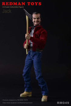 Redman RM049 1/6 Scale Jack figure (Pre order deposit)