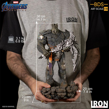 Iron studios 1/10 art scale Black Order Cull Obsidian (in Stock)