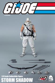 Threezero 1/6 scale G.I. Joe Storm Shadow figure (Pre order deposit)