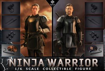 Present Toys SP17 1/6 Scale Ninja Warriors Double Set (Pre order deposit)