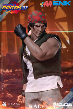 DarkSteel DSA-002 1/6 THE KOF97 RALF JONES Figure (Pre order deposit)