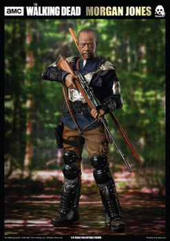 Threezero The Walking Dead 1/6 Morgan Jones (Season 7) figure (Pre order deposit)
