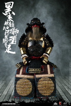 Coomodel SE074 Series of Empires (Diecast Alloy) Black Lion Armor (Legendary Ver) 1/6 Figure (in stock)