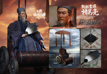 INFLAMES IFT-042 1/6 scale Zhuge Liang (older ver) figure (in stock)