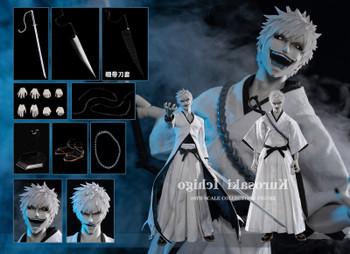 Gametoys GT004 1/6 ichigo grey ver figure (Pre order deposit)