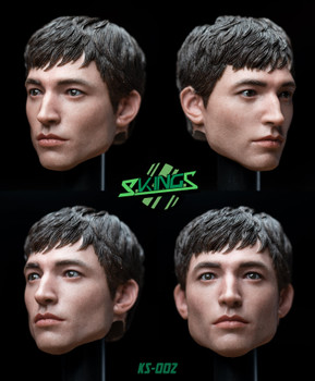 S.KING.S SKS002 1/6 scale speedster head sculpt (Pre order)