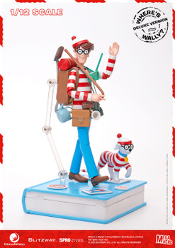 Blitzway 5PRO-MG-20303 1/12 scale Wally figure (DX ver) (Pre order deposit)