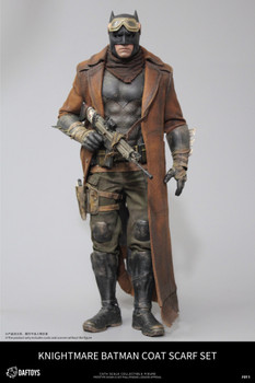 Daftoys F011 1/6 Scale Trench Coat with Scarf (Pre order)