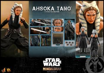 Hot Toys DX20 1/6 Scale AHSOKA TANO figure (Pre order deposit)