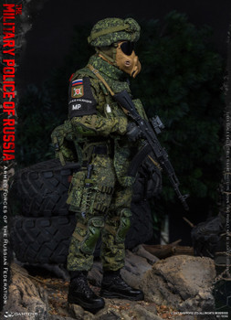 Damtoys 78086 Armed Forces 1/6 RUSSIAN MILITARY POLICE figure (Pre order deposit)
