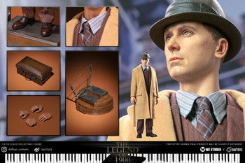 Daftoys F014 1/6 Scale The Legand of 1900 figure (Pre order deposit)