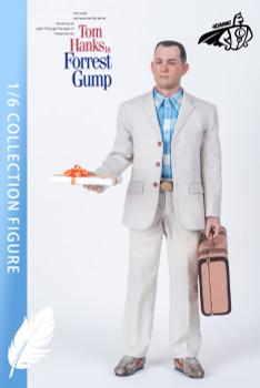 CHONG Toys C003 1/6 scale Forrest Gump figure (Pre order deposit)