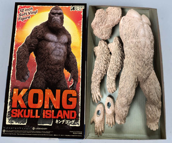 STAR ACE Toys SA9001M 30cm Kong 1.0 Soft Vinyl unpainted statue (Pre order deposit)