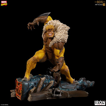 Iron Studios Sabretooth BDS Art Scale 1/10 statue (in stock)