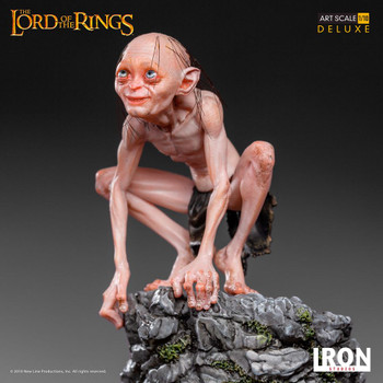 Iron Studios Lord of the Rings Gollum Deluxe Art Scale 1/10 statue (in stock)