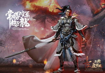 INFLAMES IFT-050 Zhao Zilong 1/12 Figure Sets Of Soul Of Tiger Generals (in stock)