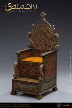 POPTOYS 1/6 EX036 Saladin's Throne (Pre order deposit)