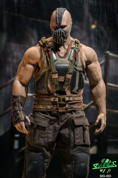 S.KING.S SKS003 1/6 Muscular Villain head and costume set (Pre order deposit)