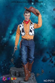 Play Toys P015 1/6 Scale Happy Cowboy figure (Pre order deposit)