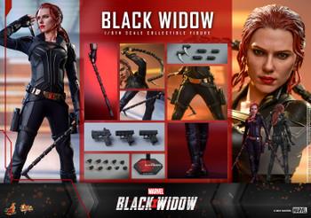 Hot Toys MMS603 1/6th scale Black Widow figure (Pre order deposit)