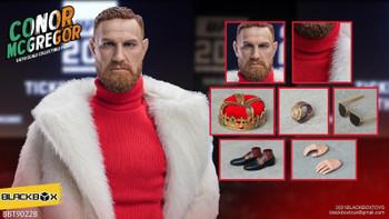 BLACKBOX BBT9022B 1/6 Irish mixed martial artist (fur coat ver) (Pre order deposit)