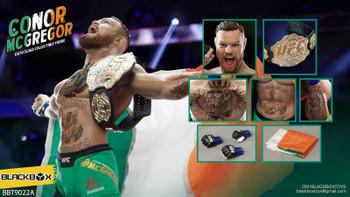 BLACKBOX BBT9022A 1/6 Irish mixed martial artist (battle ver) (Pre order deposit)