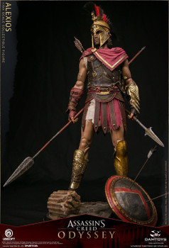 Damtoys DMS019 1/6 Assassin's Creed Odyssey Alexios Figure (Pre order deposit)
