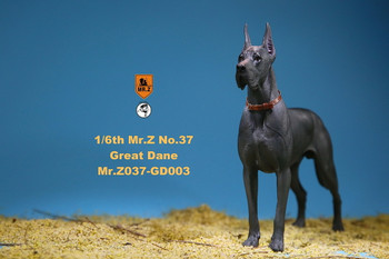Mr. Z No.37 GD003 1/6 scale The German Great Dane statue (in stock)