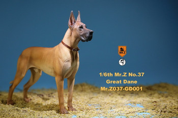 Mr. Z No.37 GD001 1/6 scale The German Great Dane statue (in stock)