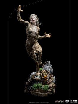 Iron Studios Cheetah BDS Art Scale 1/10 - WW84 statue (in stock)