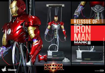Hot Toys DS003 1/6 MARK III (CONSTRUCTION VERSION) Reissue (Pre order deposit)
