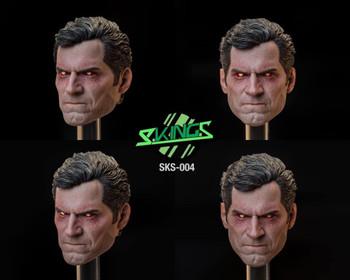 S.King.S SKS004 1/6 male head sculpt (Pre order)