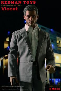 Redman RM056 1/6 Scale Killer Vicent figure (Pre order deposit)