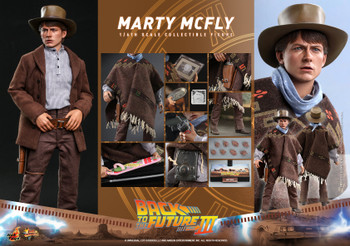Hot Toys MMS616 1/6 Scale MARTY MCFLY figure (Pre order deposit)