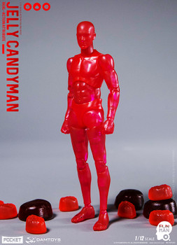 DAMTOYS DPS003 1/12 SCALE JELLY CANDYMAN ACTION FIGURE (in stock)