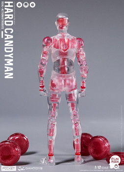 DAMTOYS DPS004 1/12 SCALE Hard CANDYMAN ACTION FIGURE (in stock)