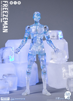 DAMTOYS DPS005 1/12 SCALE FREEZEMAN ACTION FIGURE (in stock)