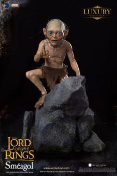 Asmus Toys LOTR30LUX Gollum and Sméagol 1/6 scale figure set (Pre order deposit)
