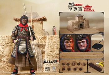 INFLAMES LT-003 1/12 scale A Chinese Odyssey Zhi Zunbao Deluxe Set (in stock)