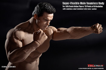 TBLeague (phicen) 1/6 M35 Super Flexible Male Seamless Body (in stock)