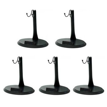 Set of 3 Acrylic 1//6 Scale Head Sculpt Display Stand