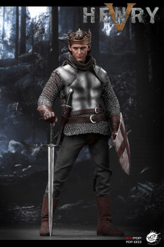 POPTOYS EX22A 1/6 Scale King Henry V of England (in stock)