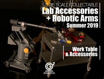 2Goodco 1/12 Lab Accessories + Robotic Parts (in stock)