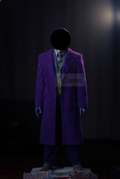 Daftoys 1/4 scale purple coat (in stock)