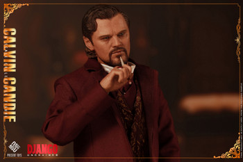 PRESENT TOYS SP04 1/6 Scale Calvin Candie figure (In Stock)
