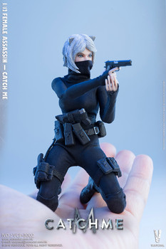 "VeryCool VCF-3002 1/12 Scale Female Assassin ""Catch Me"" (in stock)"